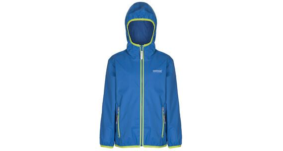 Regatta Lever II Rain Jacket Kids Imperial Blue